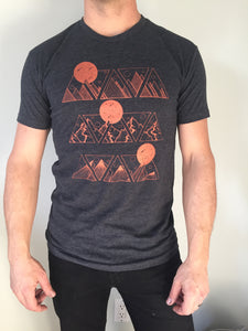 3 Moon Graphic Tee