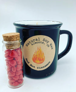 Red Hot Cinnamon Gift Set