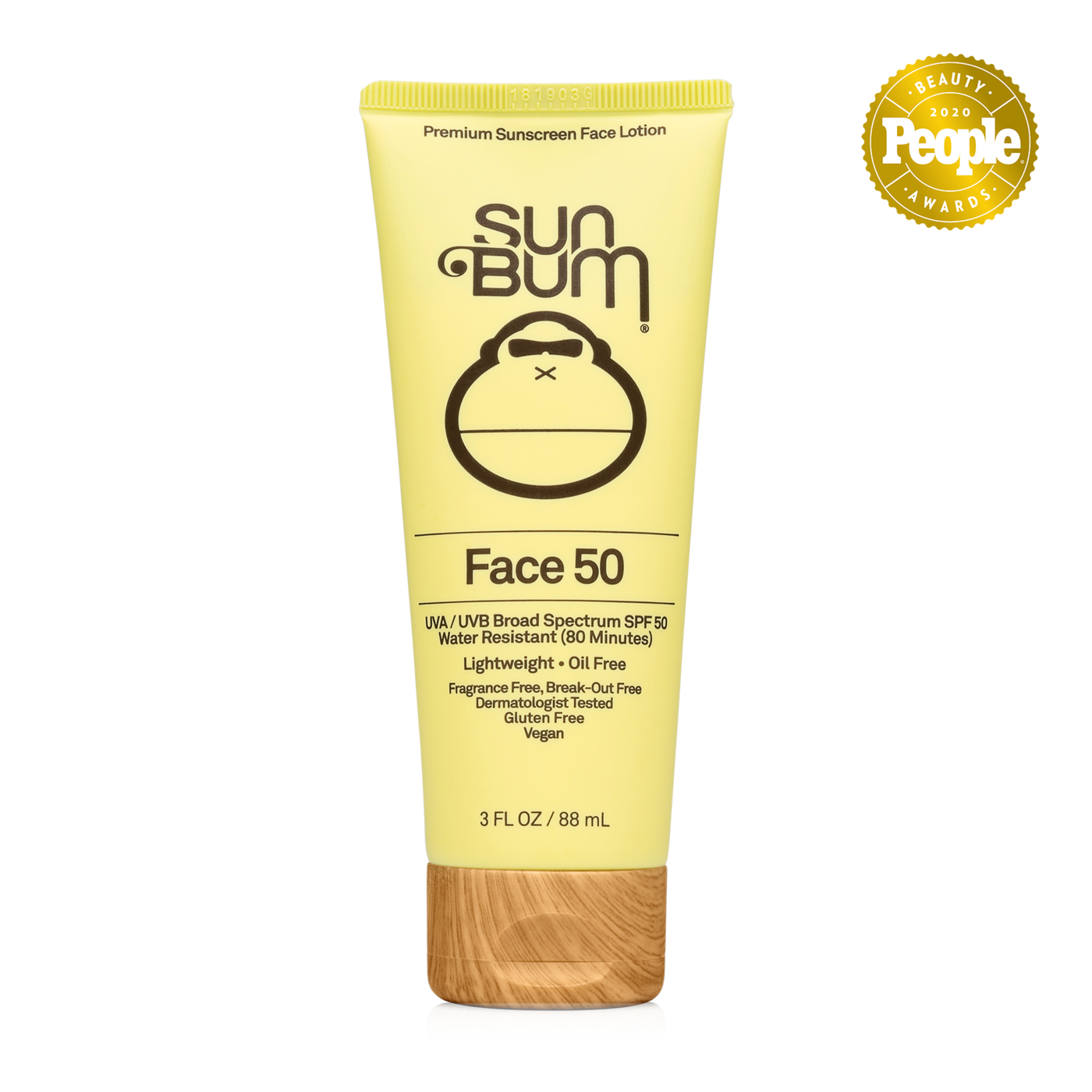 Face Lotion SPF 50 3 OZ