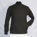 Load image into Gallery viewer, Ardross Aran Cardigan