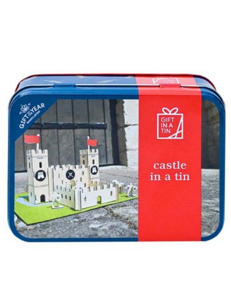 Castle In A Tin
