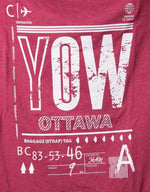Load image into Gallery viewer, YOW Ottawa Tee