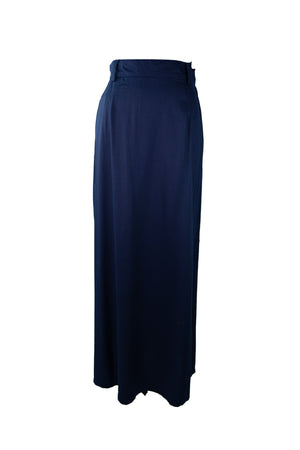 Straight skirt 819 navy