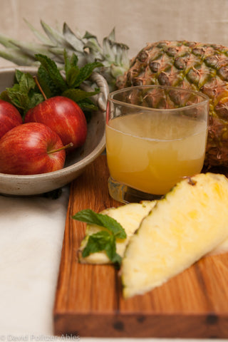 Pineapple Apple Mint Ingredients