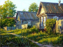Load image into Gallery viewer, Beautiful Village Paint by Numbers