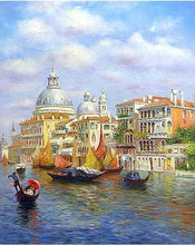 Load image into Gallery viewer, Tour to Venice Paint by Numbers