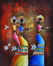 Load image into Gallery viewer, African Princess Painting Kit