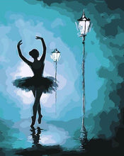 Load image into Gallery viewer, Ballerina Dancer DIY Painting Kit