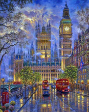 Load image into Gallery viewer, Big Ben Paint by Numbers