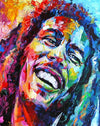Bob Marley Paint by Numbers