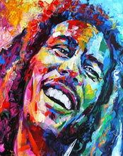 Load image into Gallery viewer, Bob Marley Paint by Numbers