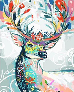 Fantasy Deer DIY Painting Kit