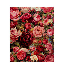 Load image into Gallery viewer, Gorgeous Rose Paint by Numbers