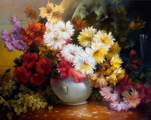 Load image into Gallery viewer, Grapes & Flowers Paint by Numbers