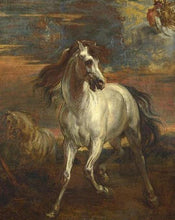 Load image into Gallery viewer, Anthony Van Dyck Horse Painting by Numbers