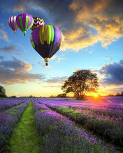 Load image into Gallery viewer, Air Balloons Paint by Numbers