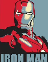Load image into Gallery viewer, Iron Man DIY Painting Kit