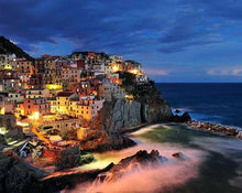 Load image into Gallery viewer, Manarola DIY Painting Kit