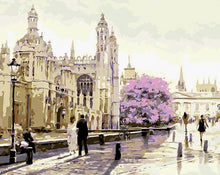Load image into Gallery viewer, Morning in London Paint by Numbers