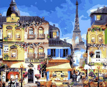 Load image into Gallery viewer, Paris Market DIY Painting Kit