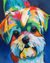 Pop Art Dog Paint by Numbers