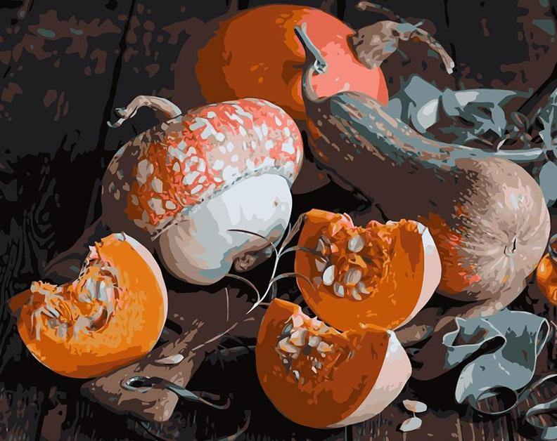 Pumpkin DIY Painting Kit
