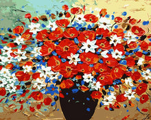 Load image into Gallery viewer, Beautiful Flowers Paint by Numbers