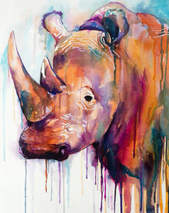 Rhino DIY Painting Kit
