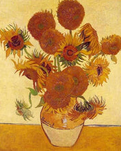 Load image into Gallery viewer, Van Gogh Sunflowers DIY Painting Kit