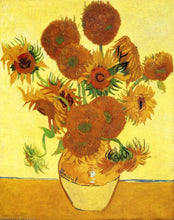Load image into Gallery viewer, Vase with Fifteen Sunflowers DIY Painting Kit
