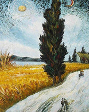Load image into Gallery viewer, Wheat Field Harvest Paint by Numbers
