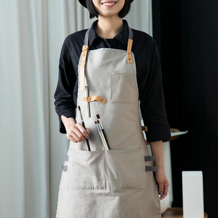 Special painting apron adult waterproof