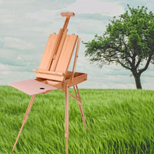 Load image into Gallery viewer, Portable Large Easel with Storage
