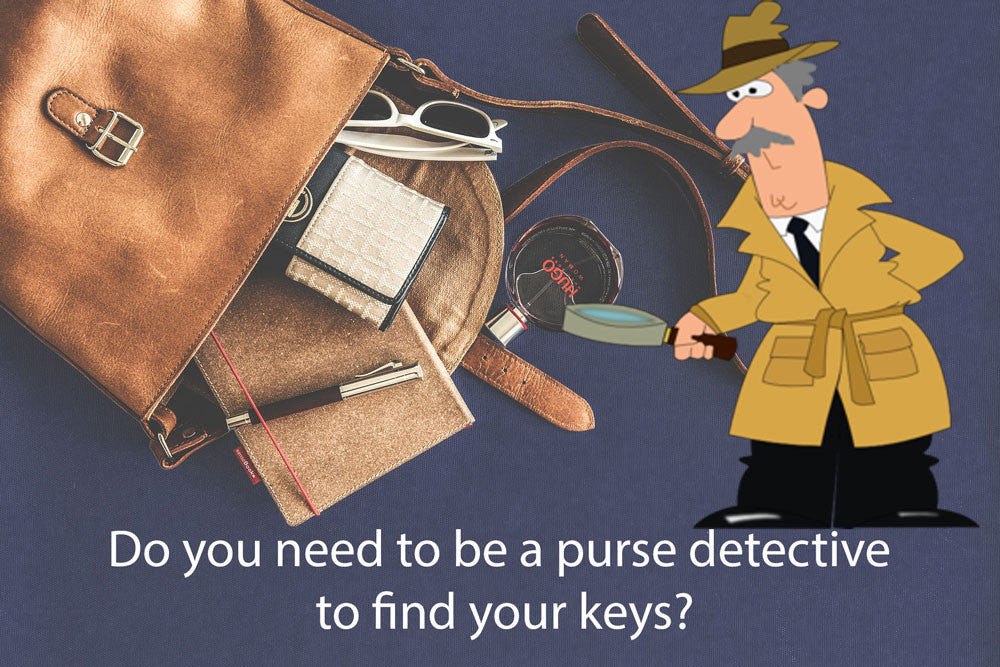 The Case of the Missing Keys!