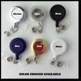 Badge Reel Colors