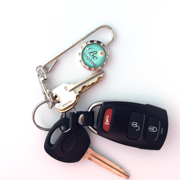 Be Inspired Key Finder for Purse, Key Chain