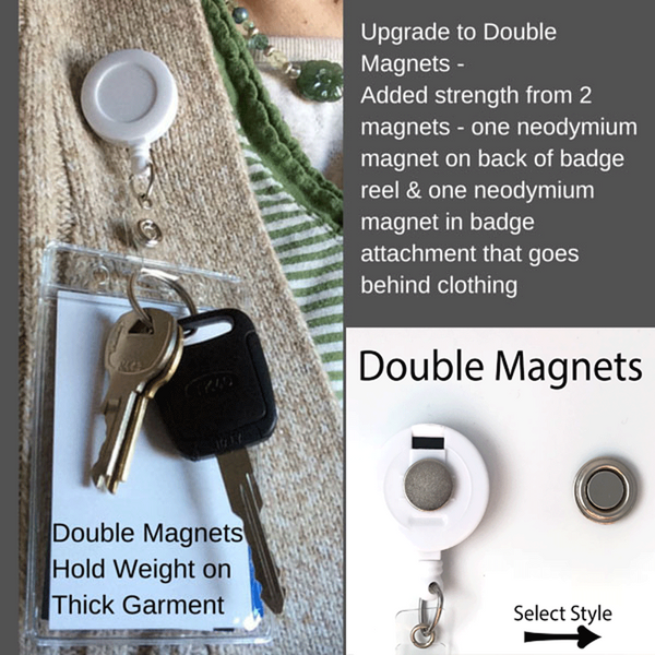 Benefits of Double Magnets