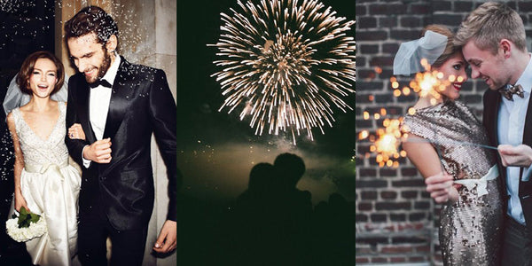 10 Reasons to Consider a New Year's Eve Wedding