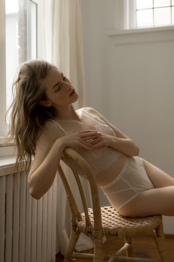 Beauty in simplicity: our new lingerie collection