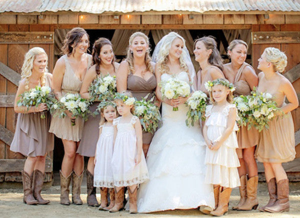 Our Favourite Summer Bridesmaid Looks
