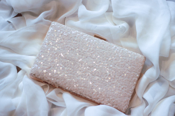 Valentine's Day Giveaway—The Isla Box Clutch!