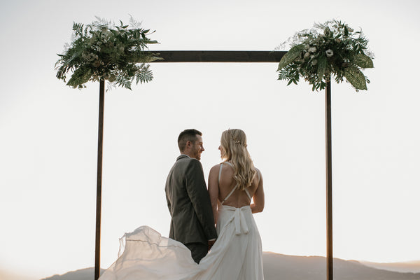 How to pull off your dream beach wedding