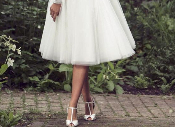Short Dresses for the Perfect Summer Wedding