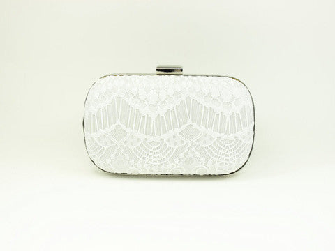 New to D&C: Lacy Box Clutches