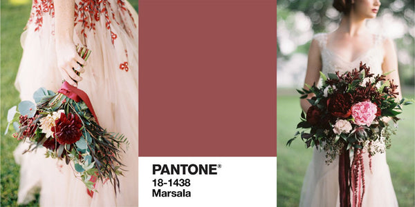 The 2015 Pantone Colour of the Year | Marsala