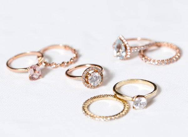 Introducing... Engagement Rings & Wedding Bands