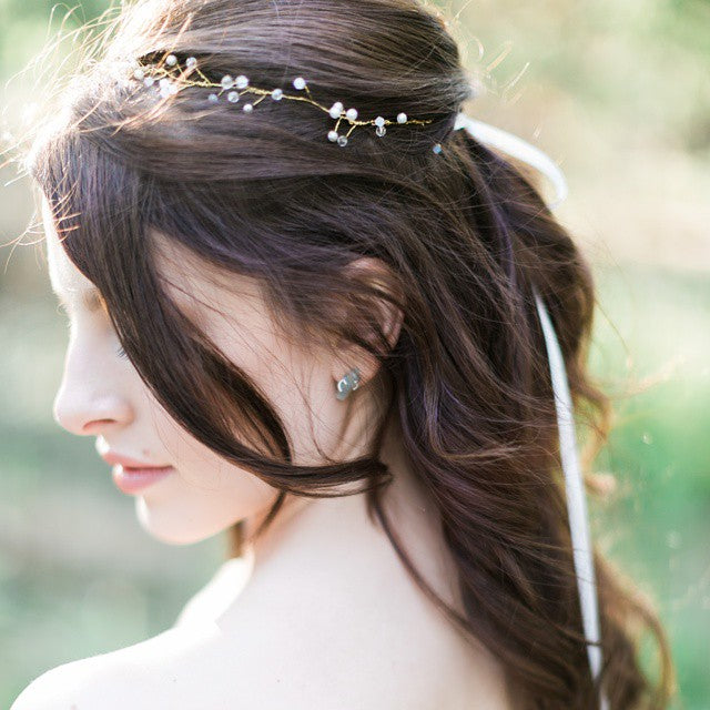 Ilse Hair Wreath