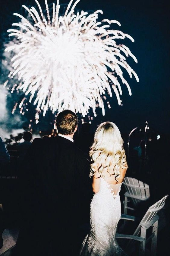 Vancouver wedding fireworks tips