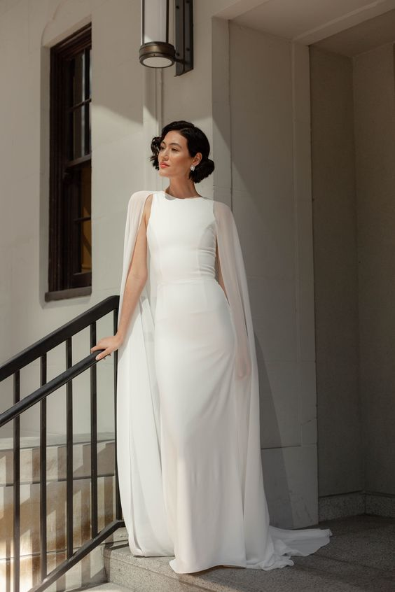 Davie & Chiyo Vancouver Bridal Gown Wedding Dress