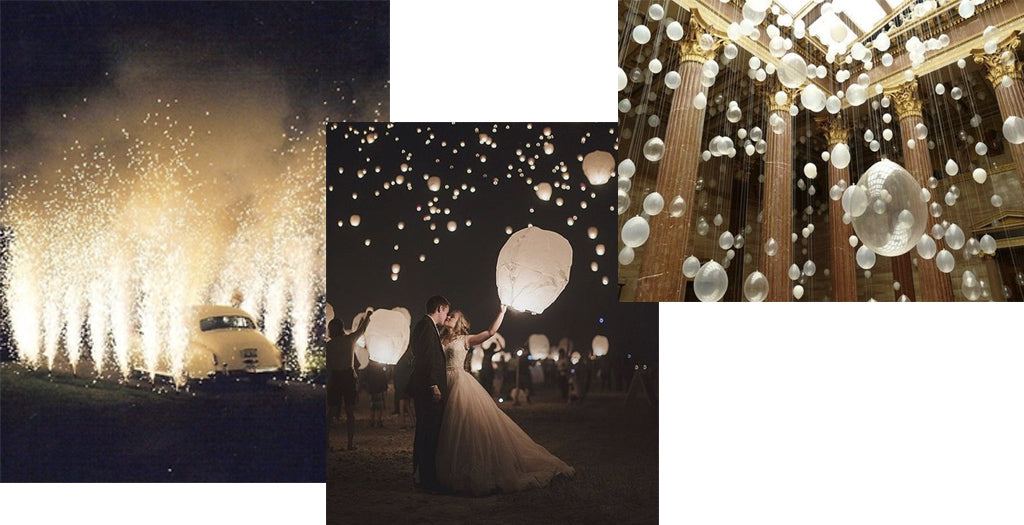 NYE Wedding goals